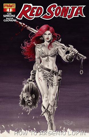 Red Sonja 01 - 005