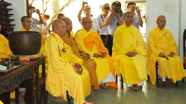 DSC06348 Lễ Hiệp kỵ   Lễ Huý Nhật Cư sĩ Sáng lập viên GĐPT Việt Nam   Tâm Minh Lê Đình Thám