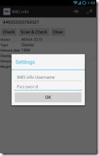 IMEI.info تطبيق معرفة هل هاتفك الذكى أصلى أم مقلد لأجهزة الأندرويد و الأنظمة الأخرى - سكرين شوت 2