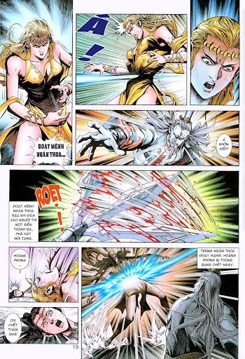 Tân Tác Long Hổ Môn Chap 230 page 19 - Truyentranhaz.net