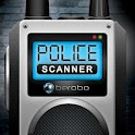 Police Scanner Radio Scanner logo