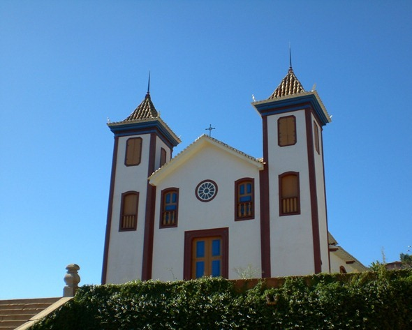 Igreja do Bom Jesus de Matosinhos - Serro