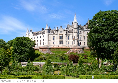 'Dunrobin Castle; Golspie, Sutherland' photo (c) 2006, John Haslam - license: http://creativecommons.org/licenses/by/2.0/