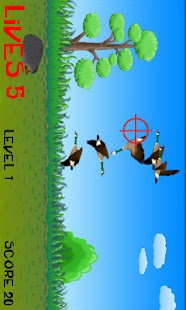 Duck Hunter - Free- screenshot thumbnail