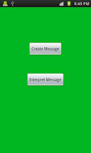The Secret Message screenshot