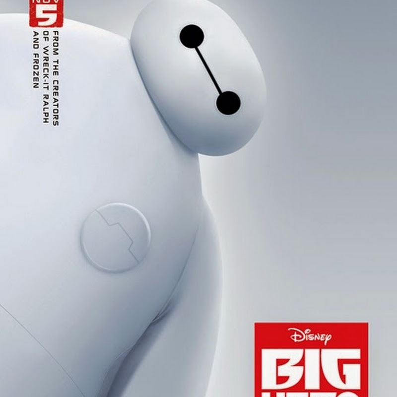 "Funny ""Big Hero 6"" Teaser Posters Released"