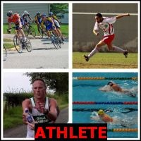 ATHLETE- Whats The Word Answers