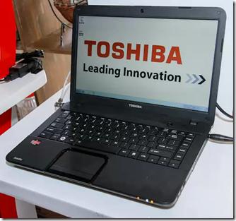 Toshiba C800D