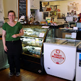 North Island - Petone - Cultured Cheese and Coffee shop