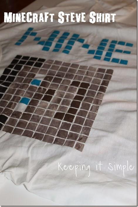 Minecraft-Steve-Shirt