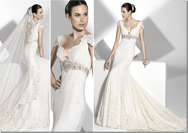 Designers Wedding Gowns: Diva Darling ~Unique With Style~: Fall In Love