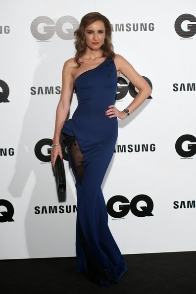 Monica de Tomas attends the GQ 2014 Men of the Year awards