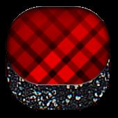 THEME - Red Plaid