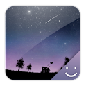 Starlit Sky Theme icon