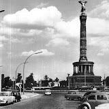 Siegessäule Berlin nach 1945