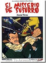 P00006 - Daniel Torres - Roco Vargas  - El misterio de susurro .howtoarsenio.blogspot.com #2