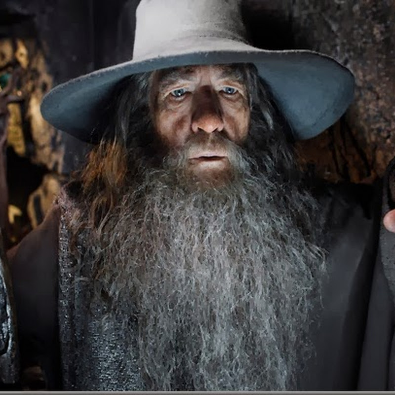 Ian McKellen Feels Lucky to Play Gandalf All Over Again