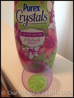 Purex Limited Edition Crystals