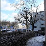 und am Tage liegt auch noch etwas Schnee