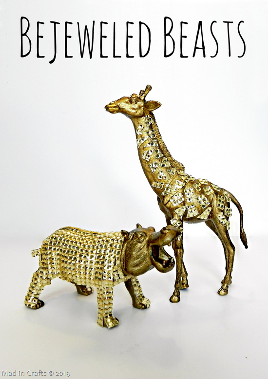 Bejeweled Beasts