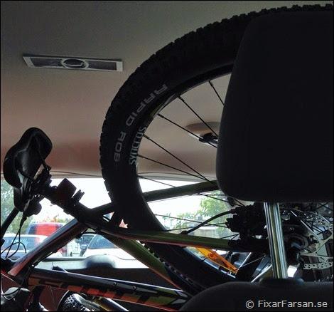 Välja Ny Cykel: Hybrid, 27,5