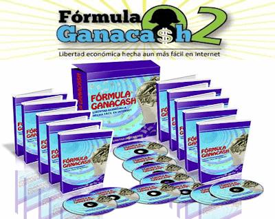 FÓRMULA GANACASH 2 [ Curso ] – Sistema completo para ganar dinero en internet como afiliado