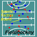 STB fieldhockey logo