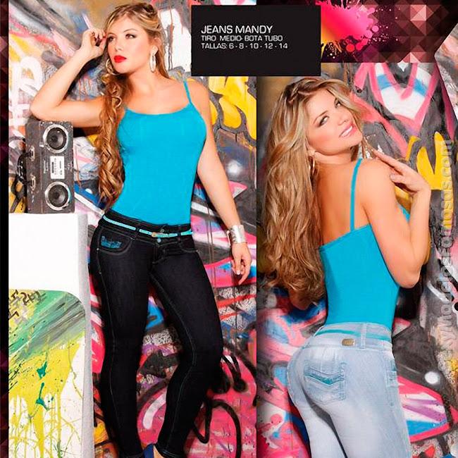 Angelica Jaramillo y Sofia Jaramillo Axxys Jeans Foto 12