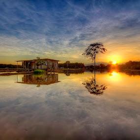 Twilight by Johan Wan - Landscapes Sunsets & Sunrises
