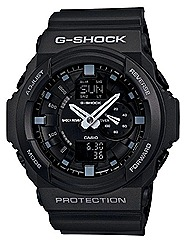 CASIO 2012 G-SHOCK GA-150 watches black white resin shock water resistance 200m WATCHES FOR SPRING SUMMER SEASON Casio G-Factory stores authorised dealers