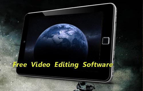 免费视频编辑软件提示