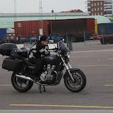 Trelleborg - Hafen, warten auf die Fähre