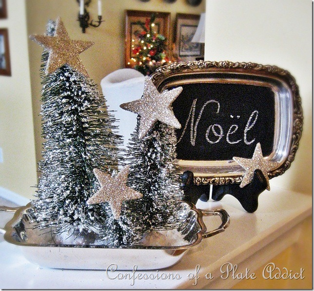 CONFESSIONS OF A PLATE ADDICT Tiny Christmas Tree Greeting