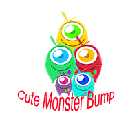 Cute Monster Bump for Kids