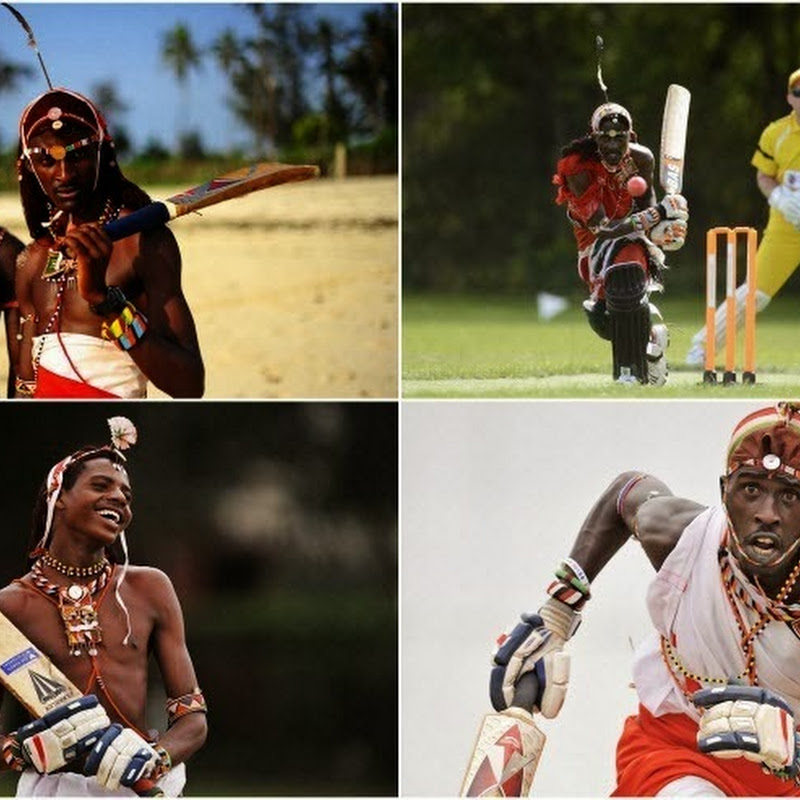 The Maasai Cricket Warriors