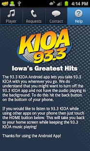 93.3 KIOA - screenshot thumbnail