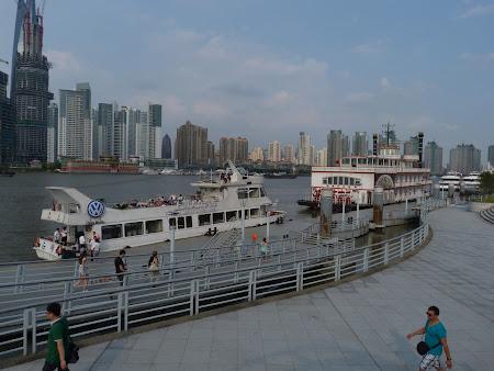 Croaziera Shanghai