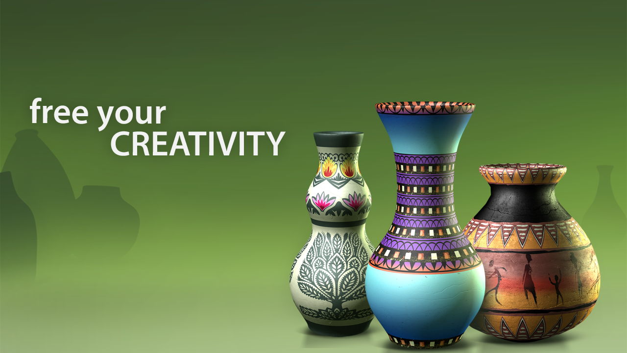 Let's Create! Pottery Lite- screenshot