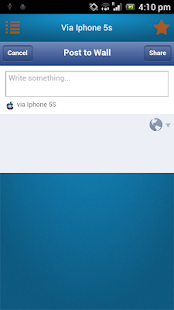 Status Via - SmartApps - screenshot thumbnail