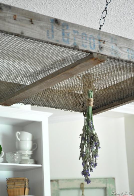 herb drying rack