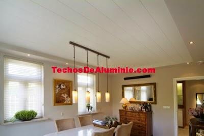 Techos aluminio Cehegín