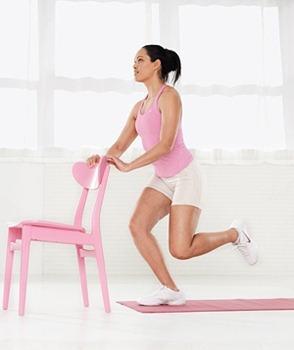 one-legged squat