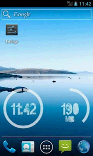 Circle Widget- screenshot thumbnail