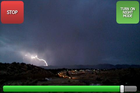 Lightning Trigger™ App - screenshot
