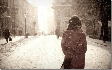 poze de iarna-ninsoare