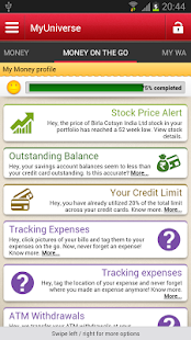 MyUniverse – Finance and Money- screenshot thumbnail