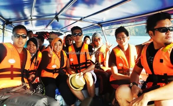 speedboat island hopping langkawi