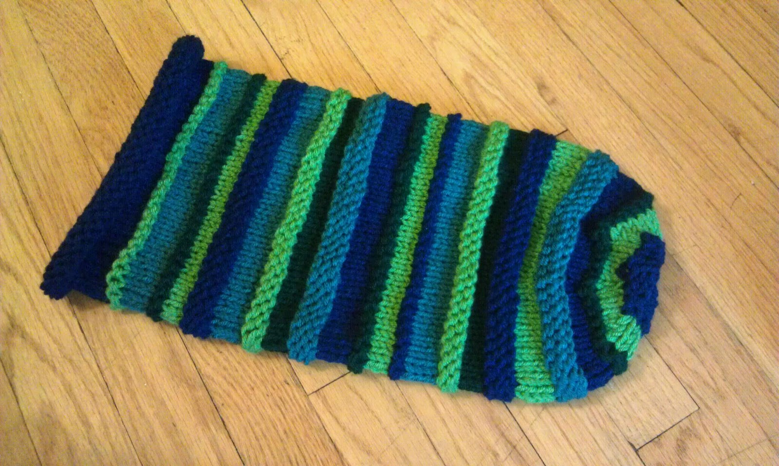 ChemKnits  Hungry Caterpillar Cocoon (Part 1) 5e1181c5bc9
