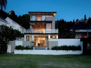 Fachada casa B