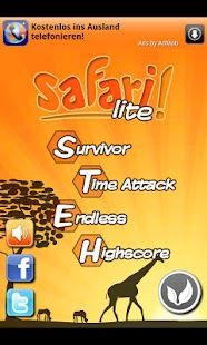 Safari! lite- screenshot thumbnail